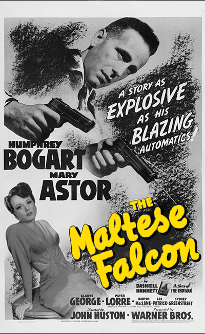 Die Spur Des Falken – The Maltese Falcon